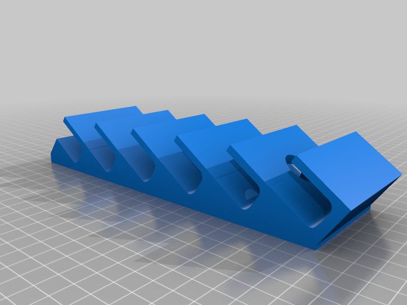 ps4gameholder.png Download free STL file game dvd wall holder • Template to 3D print, mariospeed