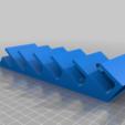 ps4gameholder.png Télécharger fichier STL gratuit support mural pour dvd de jeux • Design à imprimer en 3D, mariospeed