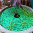 Download free 3D printer model baby pot protection (⌀320mm), mariospeed