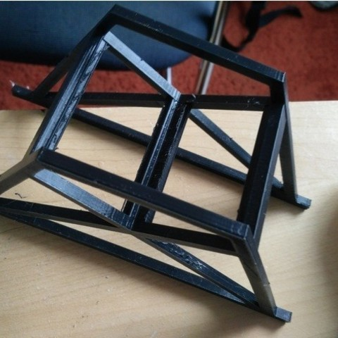 Download free STL file RC stand 1/10 scale • 3D printer object, mariospeed
