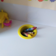 Free 3D printer model Ikea desk plug box, mariospeed