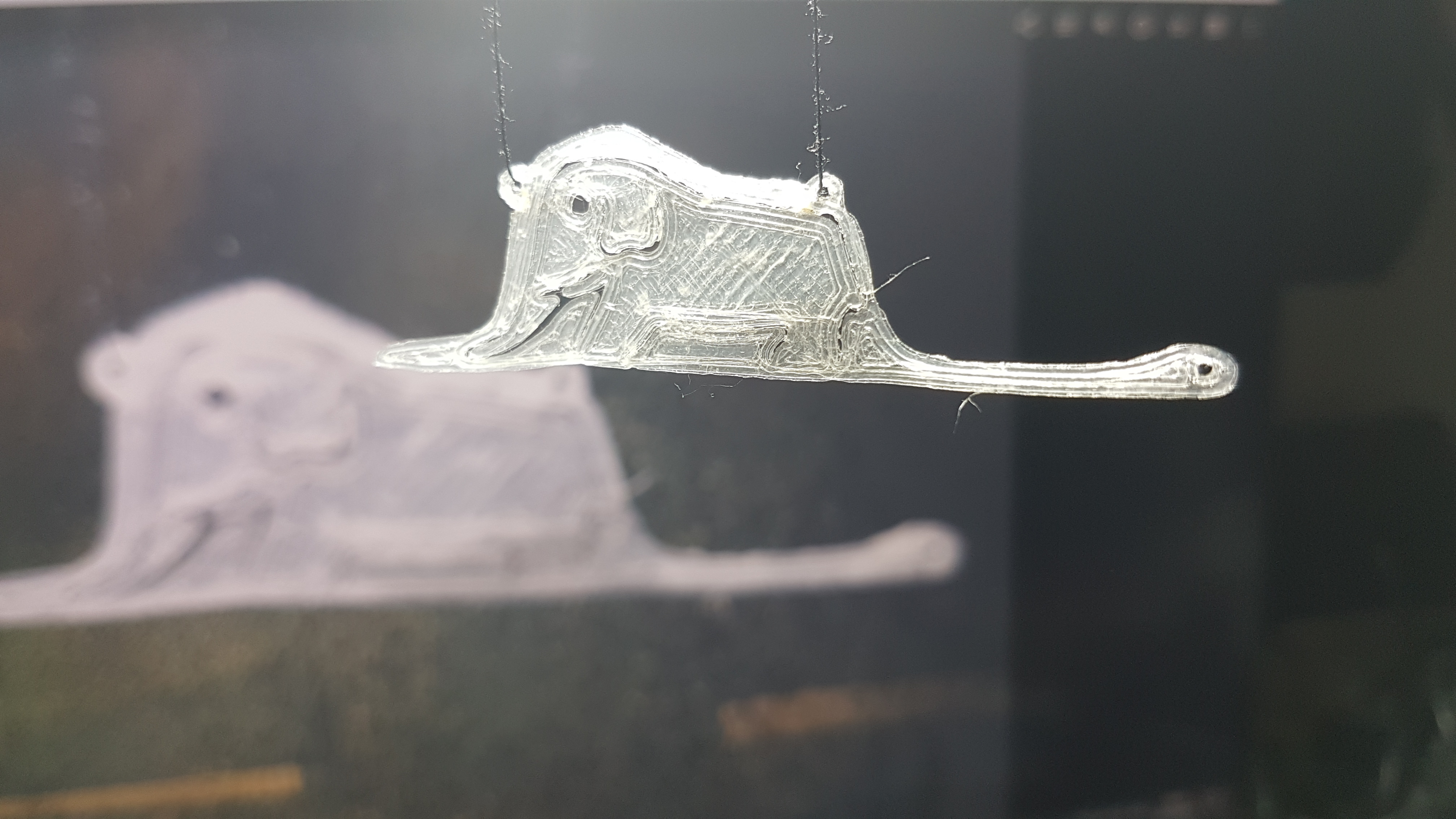 20191113_162657.jpg Download free STL file Pendant-boa constrictor who has swallowed an elephant 'Little Prince' • Model to 3D print, mariospeed