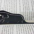 Télécharger fichier impression 3D gratuit bookmark-boa constrictor qui a avalé un éléphant'Petit Prince, mariospeed