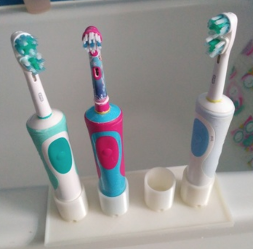 Capture d'écran 2018-07-24 à 10.26.22.png Download free STL file Toothbrush stand • Model to 3D print, mariospeed