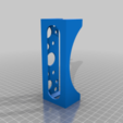 Download free STL file PSVR processor wall mount holder • Model to 3D print, mariospeed