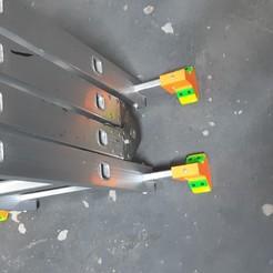 Télécharger fichier STL gratuit Échelle pliante pour les jambes • Modèle imprimable en 3D, backledpablo