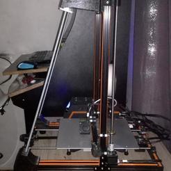 Télécharger fichier 3D gratuit jambes de force anet e12, francky9