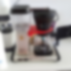 Descargar Modelos 3D para imprimir gratis Portafiltros Moccamaster, NusNus