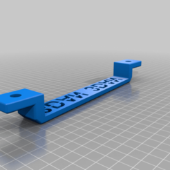 paallistuki.png Download free STL file ANT BMS bracket and cable clamp • 3D print model, NusNus