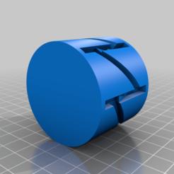 Télécharger fichier STL gratuit Mécanisme du revolver • Design à imprimer en 3D, NusNus