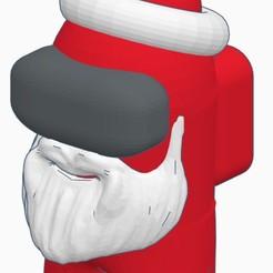 imagen2.jpg Télécharger fichier STL Parmi nous, le Père Noël • Design pour impression 3D, nestordamian