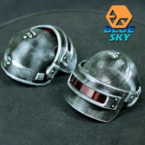 PUBG Spetsnaz Helmet