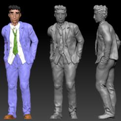 3D printer files Crayon Shinchan - Nohara Hiroshi, Goldx5