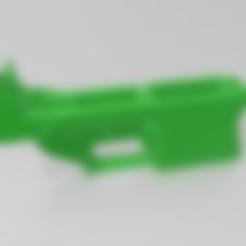U-Bolt.stl Télécharger fichier STL AR-15 U-Bolt renforcé inférieur • Design pour impression 3D, idy26