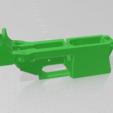 1.PNG Télécharger fichier STL AR-15 U-Bolt renforcé inférieur • Design pour impression 3D, idy26