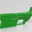 3.PNG Télécharger fichier STL AR-15 U-Bolt renforcé inférieur • Design pour impression 3D, idy26