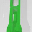2.PNG Télécharger fichier STL AR-15 U-Bolt renforcé inférieur • Design pour impression 3D, idy26