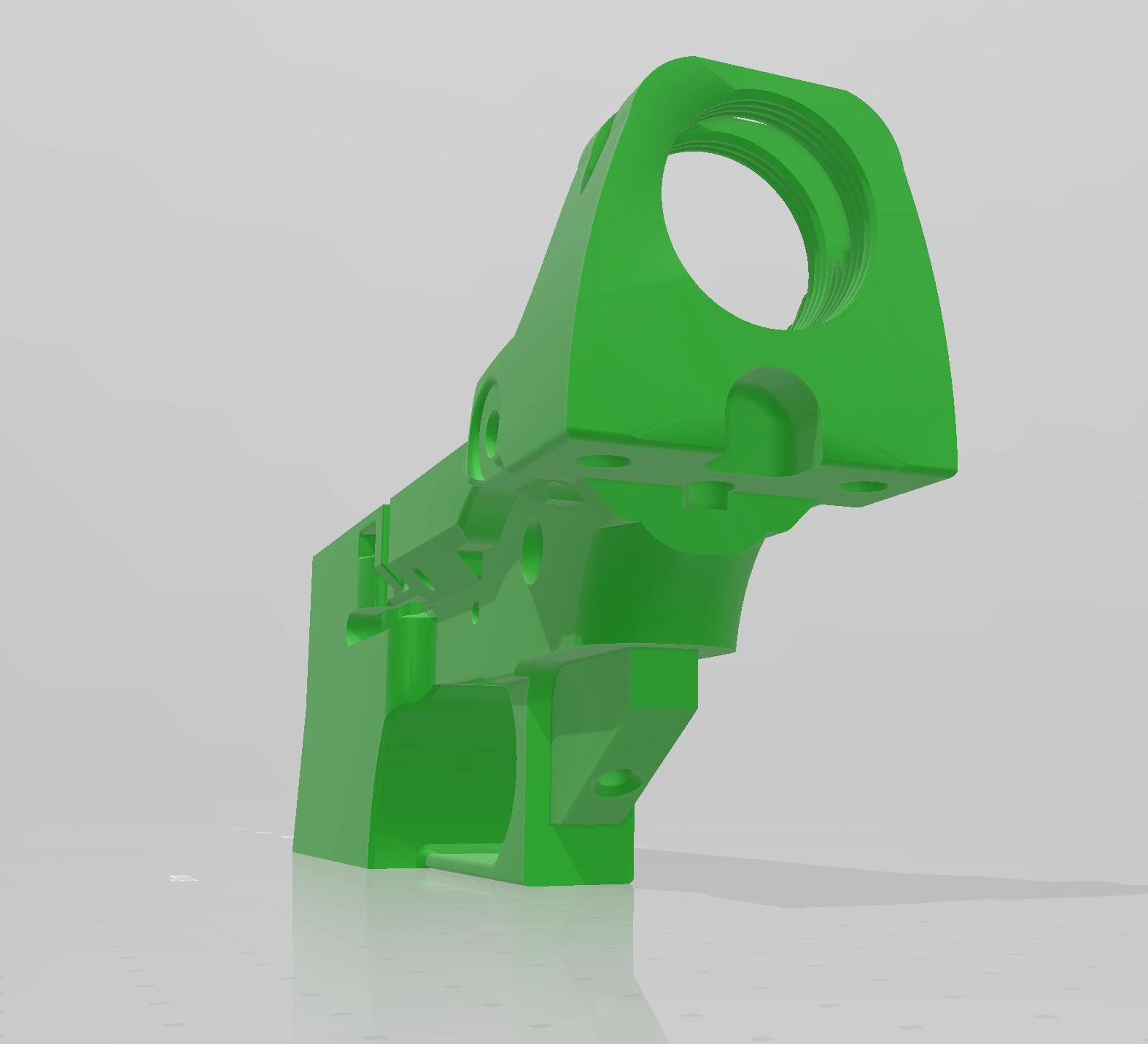 4.PNG Télécharger fichier STL AR-15 U-Bolt renforcé inférieur • Design pour impression 3D, idy26