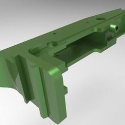 render2.jpg Télécharger fichier STL Skorpion_vz61_Lower • Modèle à imprimer en 3D, idy26