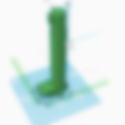 Fichier impression 3D gratuit Tube avec embout v3 (AP9), idy26