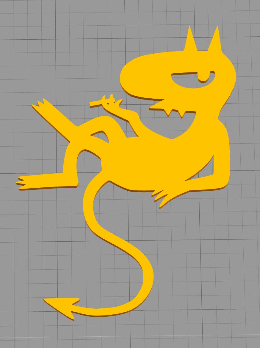 Capture.PNG Télécharger fichier STL gratuit luci • Objet pour imprimante 3D, idy26