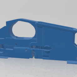 Download STL file AR-15 • Template to 3D print, idy26