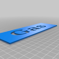 Download free STL file Fuel stencils • 3D printing object, idy26