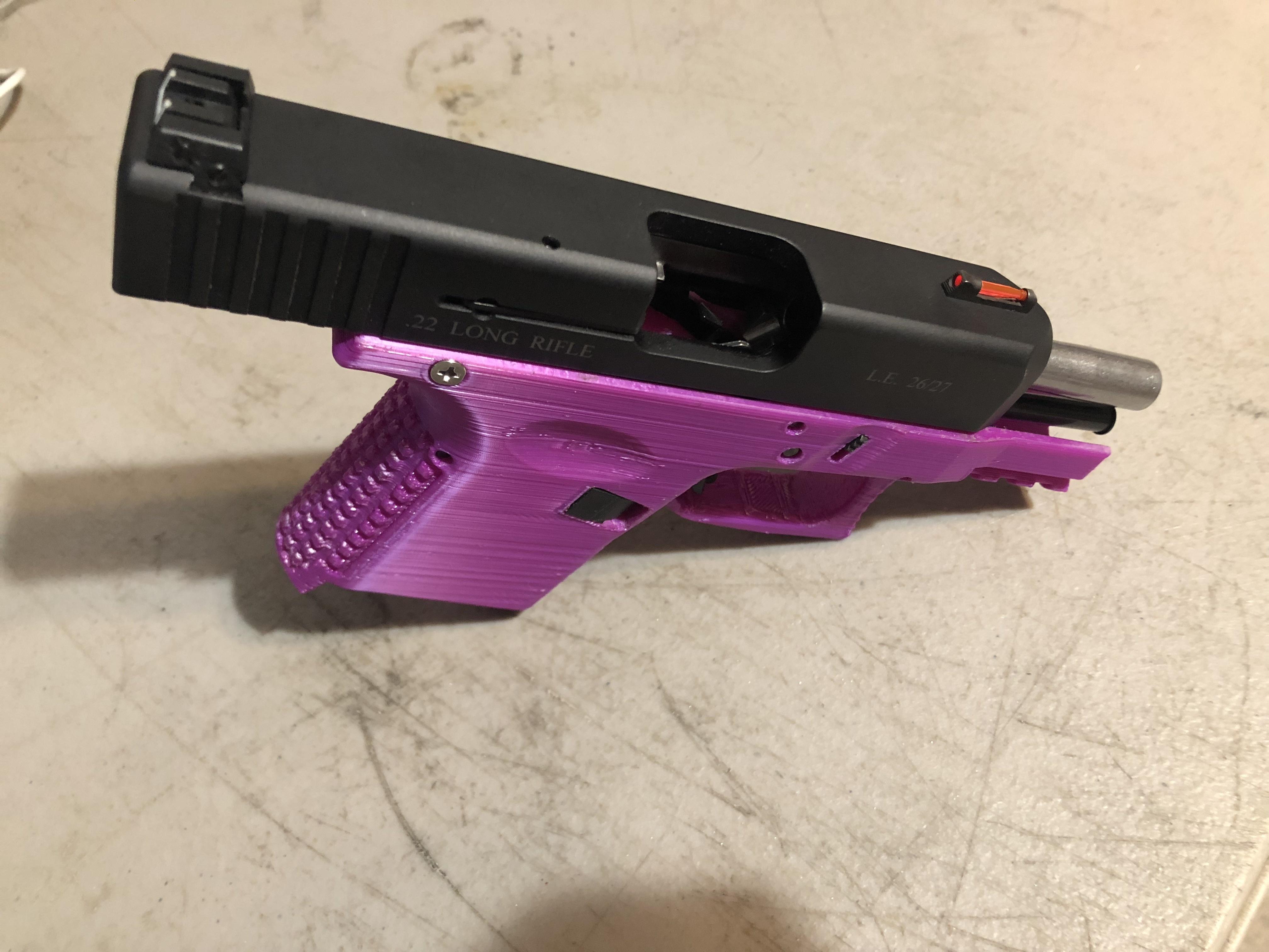 right.jpg Télécharger fichier STL gratuit Glock 26 g26 • Design à imprimer en 3D, idy26