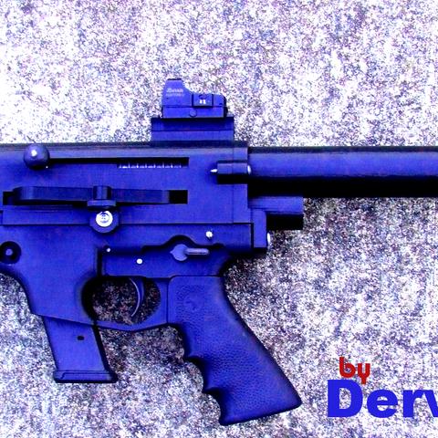AP-9_Flyer.png Download free STL file Shuty AP-9-9mm v1.3, 2020 • 3D printable design, idy26