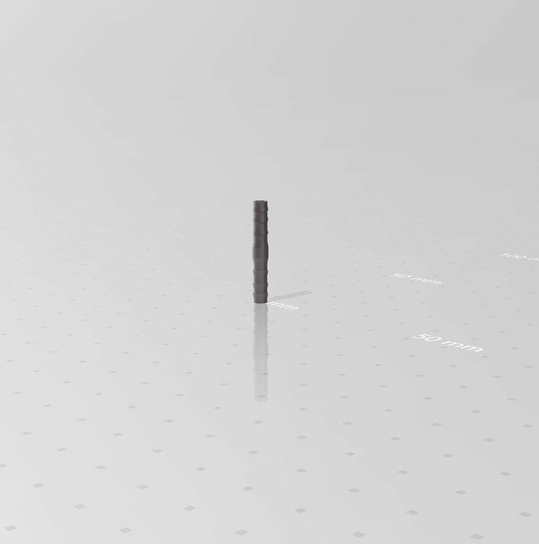 11.PNG Télécharger fichier STL gratuit 1/8ème épissure de tuyau • Objet pour imprimante 3D, idy26
