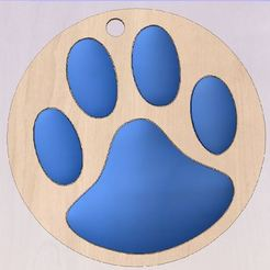 Archivos 3D gratis estampado de lobo, robinwood87000