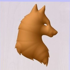Free 3D model wolf, robinwood87000