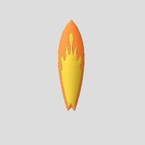 Free 3D print files Surfing, robinwood87cnc