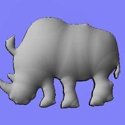 Capture.JPG Télécharger fichier STL gratuit rhinocéros • Modèle à imprimer en 3D, robinwood87cnc