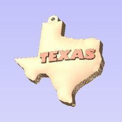 Télécharger objet 3D gratuit Texas, robinwood87cnc