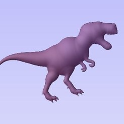 Free 3D model T-Rex, robinwood87000