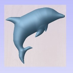 Free 3D print files Dolphin, robinwood87000