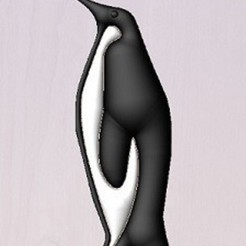 Free 3D print files penguin, robinwood87000
