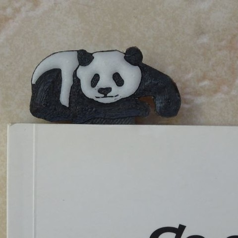3D printer files Panda, robinwood87cnc