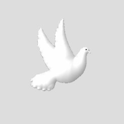 Download free 3D printing models Pigeon, robinwood87cnc