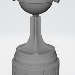 Download 3D model Libertadores Cup - Replica Almost real size., Gatopardo
