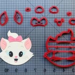 72126518_411883926415533_231744675671703552_n.jpg Télécharger fichier STL Emporte-pièce pour chat / pièces d'emporte-pièce pour emporte-pièce • Design pour impression 3D, Gatopardo