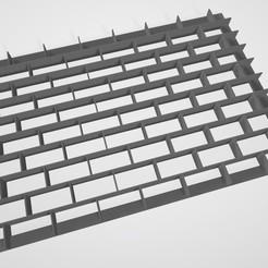 Download STL file Marker capitone Brick - brick cookie cutter, Gatopardo