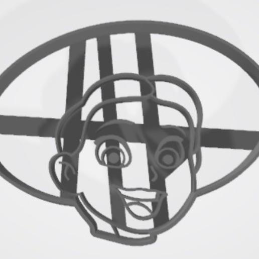 Télécharger modèle 3D Jessie Toy Story emporte-pièce - emporte-pièce pour biscuits, Gatopardo