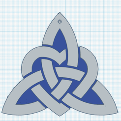 0.png Download free STL file Coeur-Triquetra 3 • Object to 3D print, oasisk