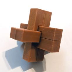 0.png Télécharger fichier STL gratuit Croix a 6 Pieces • Design pour imprimante 3D, oasisk
