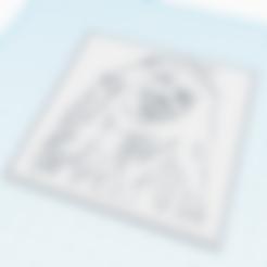 Bob.stl Télécharger fichier STL gratuit Bob Marley • Objet pour imprimante 3D, oasisk