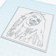 2.png Télécharger fichier STL gratuit Bob Marley • Objet pour imprimante 3D, oasisk