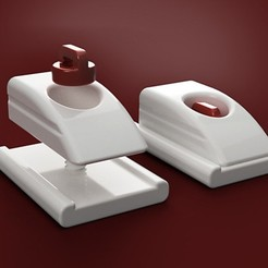 Imprimir en 3D gratis BLOQUE DE LIJADO, oasisk