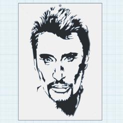 0.png Download free STL file Johnny • 3D print template, oasisk